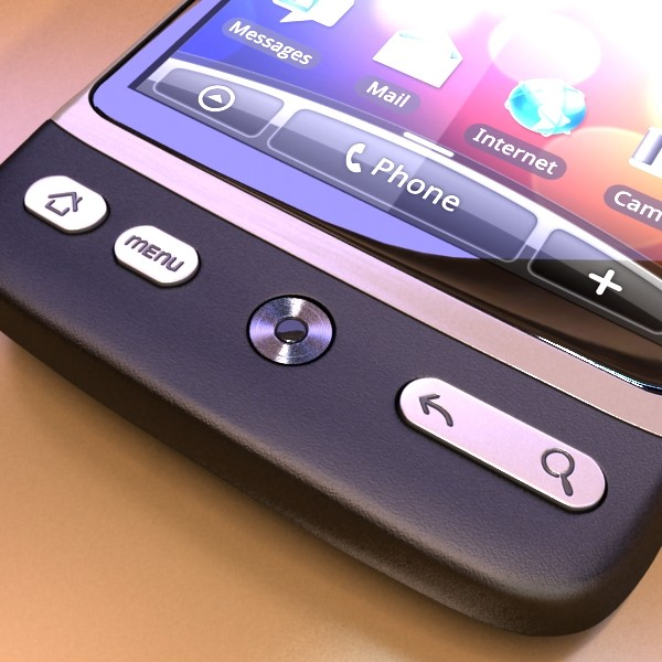 3D Model HTC Desire Photorealistic High Detail ( 78.27KB jpg by VKModels )
