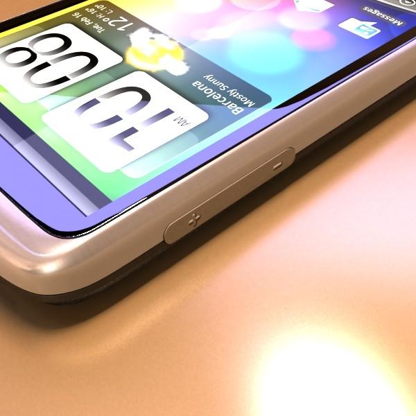 3D Model HTC Desire Photorealistic High Detail ( 68.62KB jpg by VKModels )