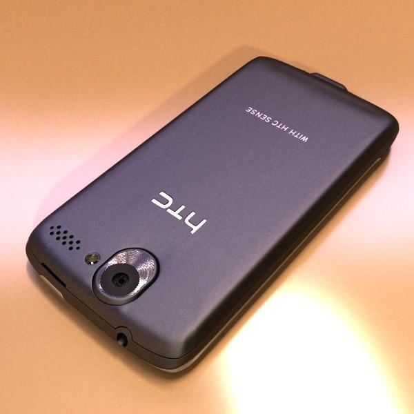 3D Model HTC Desire Photorealistic High Detail ( 51.01KB jpg by VKModels )