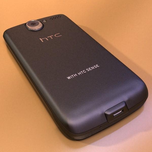 3D Model HTC Desire Photorealistic High Detail ( 52.51KB jpg by VKModels )