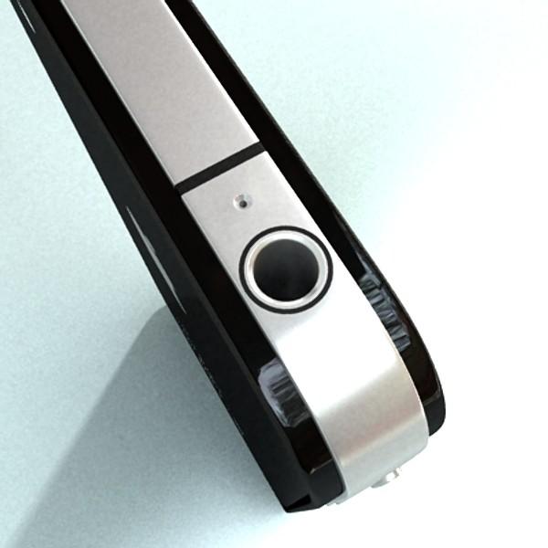 Apple iphone 4 yüksək ətraflı real 3d model 3ds max fbx obj 129648