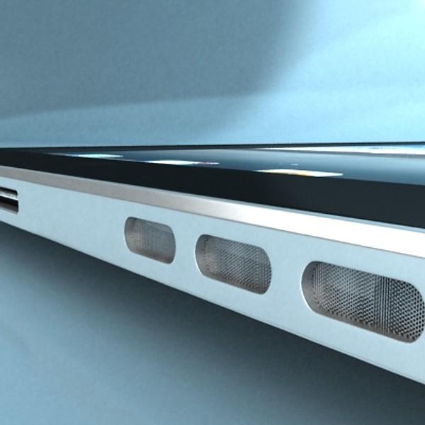 apple iphone 4 & ipad high detail realist 3d model 3ds max fbx obj 129684