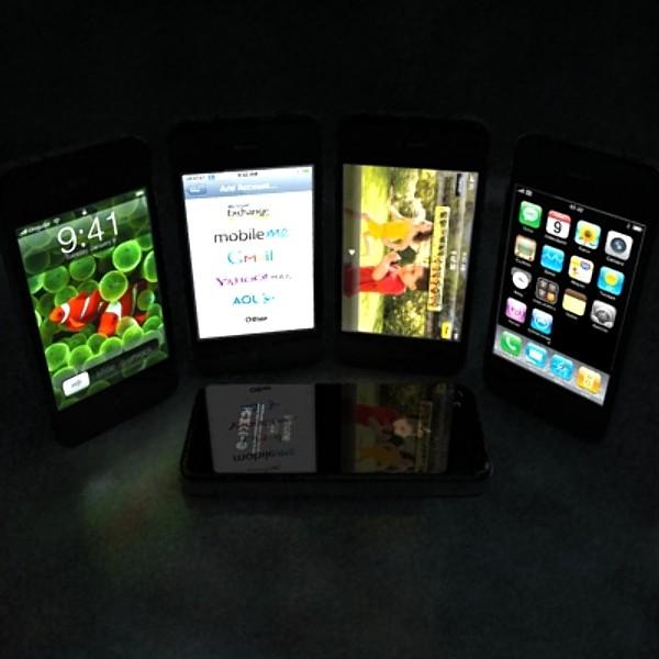 apple iphone 4 & ipad high detail realist 3d model 3ds max fbx obj 129693
