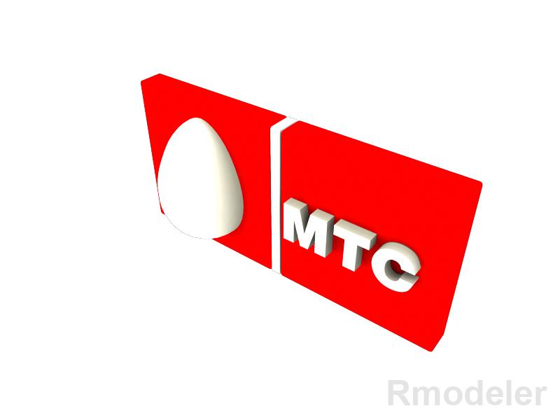 mtc 3d logotip 3d model dae ma mb obj 118812