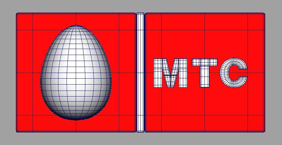 mtc 3d logotip 3d model dae ma mb obj 118814