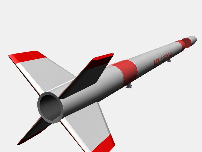 Japanese MT-135 Rocket ( 173.11KB jpg by VisualMotion )