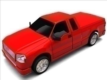 Ford f-150 pagarināts kabīnes kravas automobilis 3d modelis max 84126