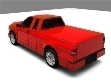 Ford f-150 pagarināts kabīnes kravas automobilis 3d modelis max 84127