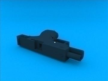 glock 32c 3d model 3ds 100225