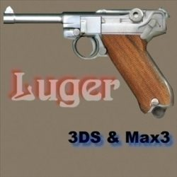 Luger ( 69.01KB jpg by prolithic )