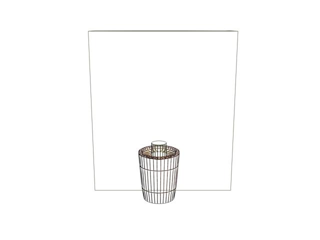 dracaena plant 3d model max 113885