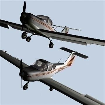 piper tomahawk 3d model 3ds max 79376