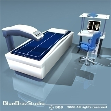 dexa scanning 3d model 3ds dxf c4d obj 89620