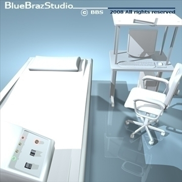 dexa scanning 3d model 3ds dxf c4d obj 89626