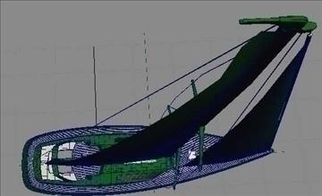 sloop_60_low 3d model ma mb obj 82570