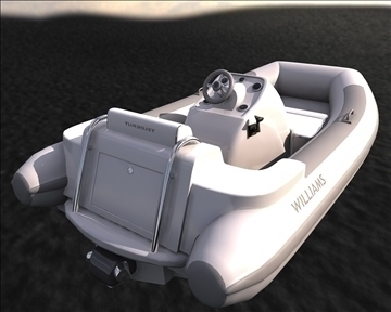 williams turbojet tender 3d model bakal mbusak 82558