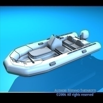 zodiaka laiva 3d modelis 3ds dxf c4d obj 82854