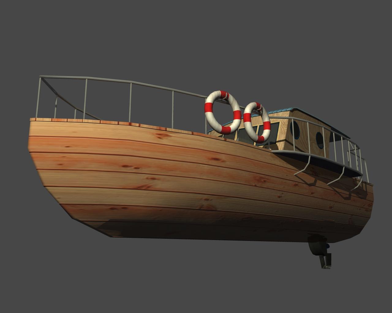 jauns laiva 3d 3ds 165405