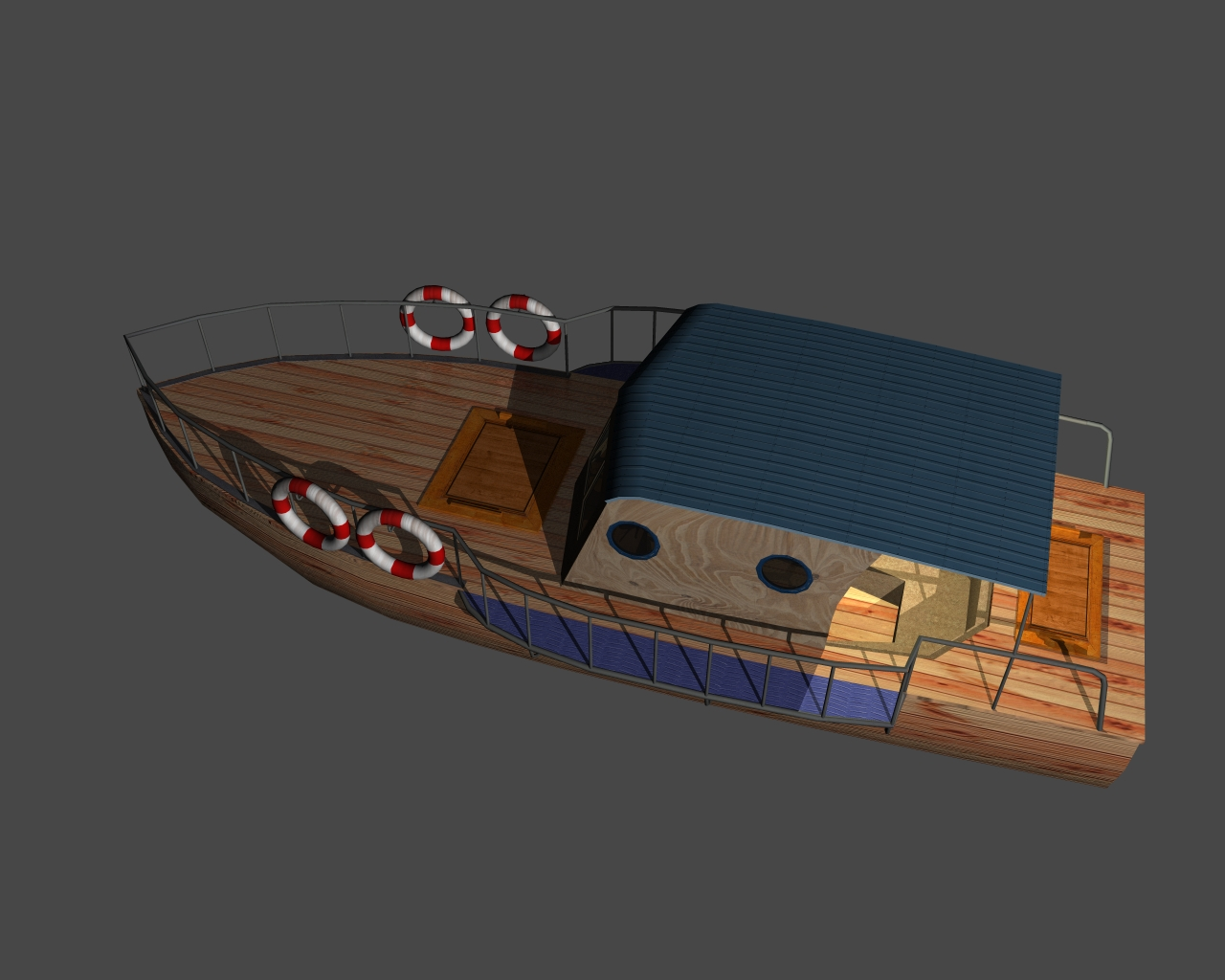jauns laiva 3d 3ds 165411