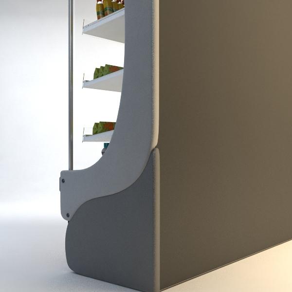 refrigerated display case 3d model 3ds max fbx texture obj 114752