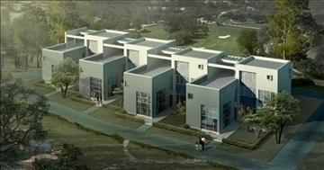 villa 1 3d model max 94417
