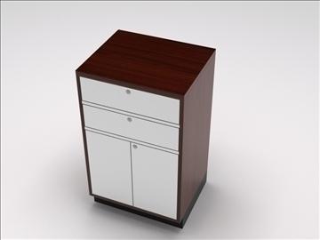 vitrīna kioska sala 3d modelis 3ds max dwg 100746
