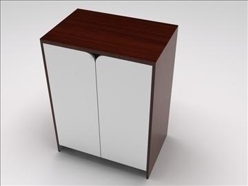 vitrīna kioska sala 3d modelis 3ds max dwg 100752