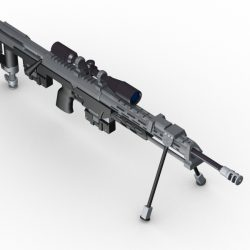 AMP DSR 1 Sniper Rifle ( 177.44KB jpg by GMichael )