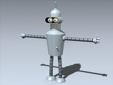Bender 3d model 3ds max lwo ma mb obj 99325
