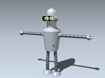Bender 3d modelis 3ds max lwo ma mb obj 99326