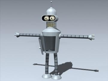 Bender 3d modelis 3ds max lwo ma mb obj 99329