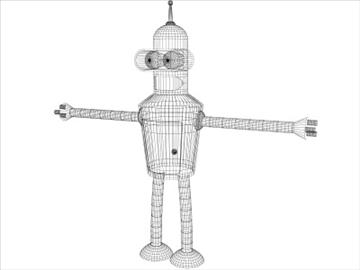Bender 3d modelis 3ds max lwo ma mb obj 99331