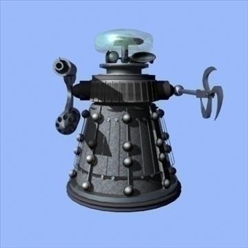 killbot 3d model max 84751
