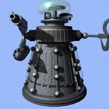 killbot 3d model max 84752