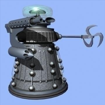 killbot 3d model max 84753