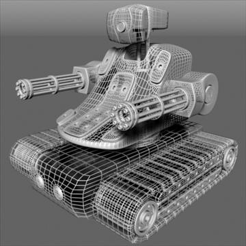 робот 3d загвар max 92413