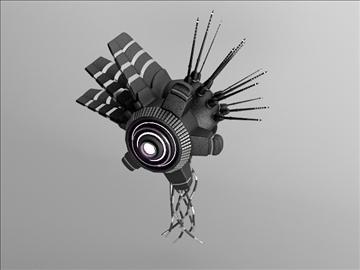 robot fd8 100 3d model 3ds max obj 103436