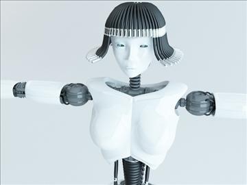 max robot 3d benywaidd benywaidd 100242