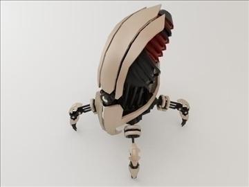 robot fgt 1500 3d model 3ds max fbx obj 106468