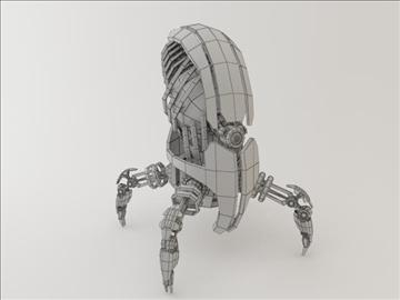 robot fgt 1500 3d model 3ds max fbx obj 106470