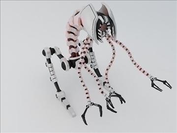robot flr 150 3d model 3ds max fbx obj 107161