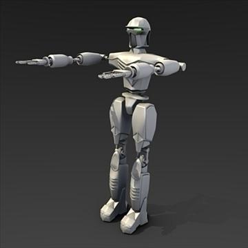robot o ffilm 3d model fbx blend lwo obj 104801