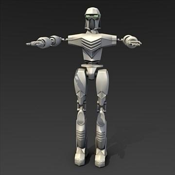 robot o ffilm 3d model fbx blend lwo obj 104803