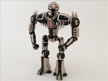robot ghk200 model 3d 3ds max fbx c4d obj 106008