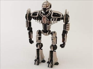 robot ghk200 model 3d 3ds max fbx c4d obj 106009