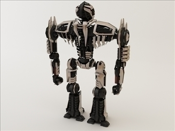 robot ghk200 model 3d 3ds max fbx c4d obj 106010