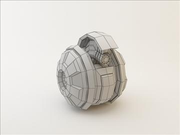 robot kp model 120 3d 3ds max fbx c4d obj 106130