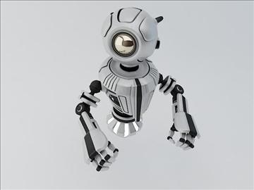 robot mnr 120 3d model 3ds max fbx obj 107360