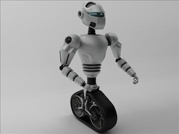robot mot 300 3d model 3ds max fbx obj 103746