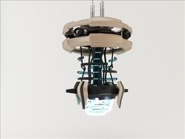 robot n1 20 3d model 3ds max fbx obj 106641